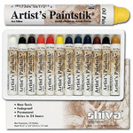 Shiva Artist's Paintstiks Set of 12 Large - Professional Colors