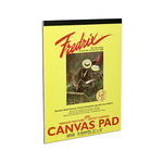 "Fredrix Canvas Pad 18x24"" Acrylic Primed 10 Sheets 7oz"