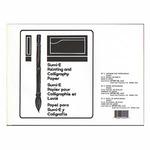 "Aitoh Washi Sumi-E Sketch Pad 9x12"""