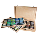 Rembrandt Soft Pastel Wood Box Sets