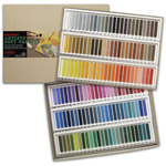 Holbein Soft Pastels Cardboard Box Set of 144 - Assorted Colors