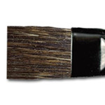 Silver Brush Black Velvet Series 3008S Aquarelle Wash 1""