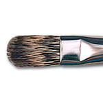 Isabey Mongoose Classic Brush Series 6159 Filbert 6