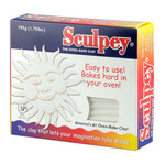 Sculpey White Modeling Clay 24 lb Pack