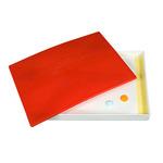 """Mastersons Sta-Wet Red Premier Palette 1 3/4"""" X 16"""" X 12"""""""