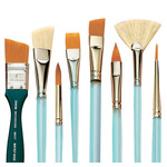 Susan Scheewe Watercolor Brushes
