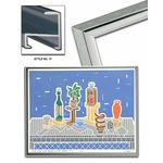 Custom Aluminum Frames Style No 11