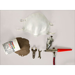 Paasche Air Eraser Kit And Accessories