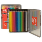 Caran d'Ache Pablo Colored Pencil Set of 18
