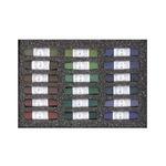 Unison Soft Pastels Set of 18 - Dark Values Set #1