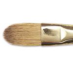 Robert Simmons Sapphire Brush S67L Filbert 12