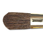 Robert Simmons Expressions Brush E52 Oval Mop 3/4""