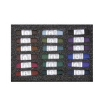 Unison Soft Pastels Set of 18 - Dark Values Set #2