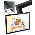 Custom Aluminum Frames Style No 2