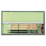 Royal Crest Bamboo Brush Set