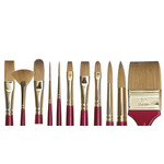 Robert Simmons Sienna Short Handle Brushes