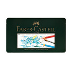 Faber-Castell Albrecht Durer Watercolor Pencils Tin Set of 60 - Assorted Colors