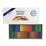 Soft Pastels Girault Set of 50 - Brilliant Shades
