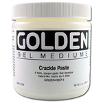 GOLDEN Crackle Paste 1 Gallon