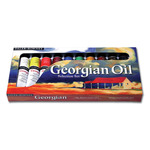 Daler-Rowney Georgian Oil Color Selection Set of 10 38 ml Tubes