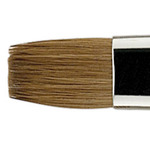 Escoda Kolinsky Brush Series 2913 Bright 0
