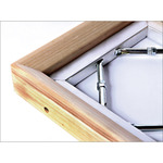 BEST Aluminum Gallery Wrap Bars