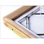 "BEST Aluminum Gallerywrap Stretcher Bar 12"""