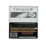 Cretacolor Artino Drawing Tin of 10