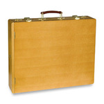 Degas Deluxe Pastel Box with Port-A-Box Walnut Finish