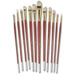 Jewel Bristle Brush Professional Set