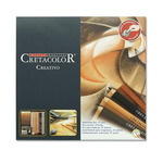 Cretacolor Creativo Tin Set