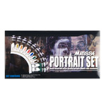 Matisse Structure Portrait Colors Set of 10 75 ml Tubes