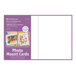 """Strathmore Blank Photo Mount Cards 5-1/4"""" x 7-1/4"""" (Pack of 100)"""