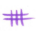 Faber-Castell Pitt Big Brush Pen Individual No. 160 - Manganese Violet