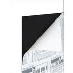 Black Perfect Mount® Board Single Thick 8x10""