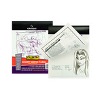Canson Fanboy Paper Concept Sketch Pad 8.5x11 (10 Sheets)