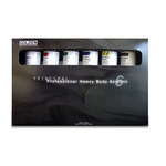 GOLDEN Heavy Body Artists' Acrylics Paint Set PrIncIpal Color Mixing System 6 Assorted Color  60 ml