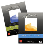 Fabriano Artistico Watercolor Small Sheet Packs