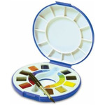 Raphael Watercolor Pan Travel Set