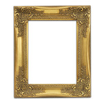 "Classical Frame 16x20"" - Gold"