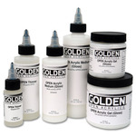 GOLDEN Open Acrylic Mediums Matte 1 gallon