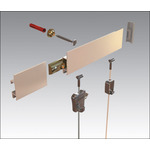 STAS Cliprail Max Hanging System