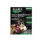 """SoHo Ink-Jet Paper Glossy 260 gram (200-Pack) 8.5x11"""""""