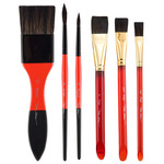 Tom Jones Signature Watercolor Brushes