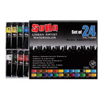 SoHo Urban Artist Watercolor Sets