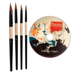 Beste Fountain Brush & Instructional DVD Set