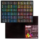 SoHo Urban Artist Soft Pastel Half Stick Set of 120 - Assorted Colors