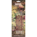 Creative Mark Squirrel Le Brushes And Set