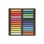Charvin Water-Soluble Pastel Painting Sticks Set of 24