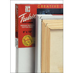 "Fredrix Creative Edge Gallery Style Canvas 1-1/2"" Box of Three (Cross-Braced) 30x40"""